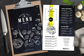 free food menu templates food menu templates pack for restaurants in psd ai vector