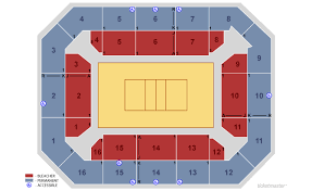 Covelli Center Seating Chart Ohio State Tickets Ohio State Buckeyes Womens Volleyball Vs