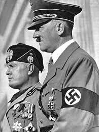 Benito Mussolini - Role in World War II