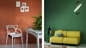 instead of fighting nature use rich deep colours in dark north facing rooms