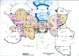 Villa Emo  Mansion Floor Plans  Luxury Floor PlansLuxury Floor Plans