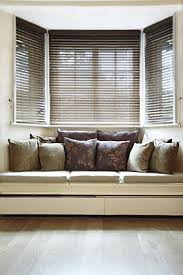 Pretty Bay Window Curtain Ideas About Bay Wind 10802 Bay Window Blind Ideas