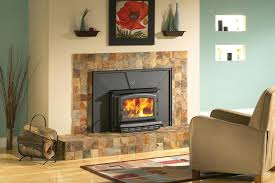 cost to install a fireplace insert wood insert average cost to install gas fireplace insert
