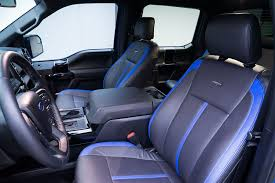 15 ford f 150 crewcab by leer interior shot