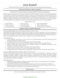 Best Technical Project Manager Resume Example Li Rs Geer Books