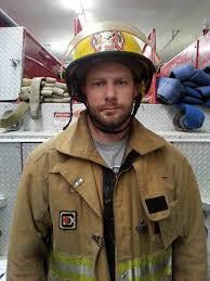 Volunteer Firefighter Dustin Smithers - East 63 Volunteer Fire ...