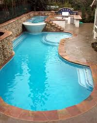 outdoor pool designs that you would