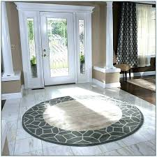 7 feet round rugs kitchen 6 foot rug green dining room table area by