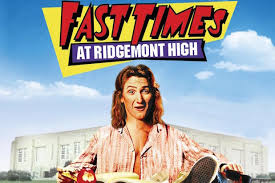 Image result for Fast Times at Ridgemont High, cult classic
