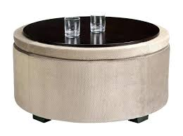 small round ottoman small round ottoman light brown upholstered round ottoman coffee table with storage and
