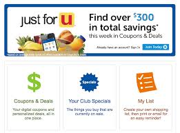 If you've visited your albertsons lately, you might have seen or heard a little about the new preferred rewards card. Albertsons New Savings Tool Just For U Digital Offers Let S Play Oc