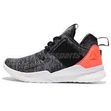 reebok guresu. reebok guresu 1.0 black orange women studio dance shoes sneakers bd2075