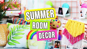 diy summer room decor 2017 college bedroom decoration interior design