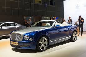 2018 bentley lineup. unique lineup bentley grand convertible concept in 2018 bentley lineup
