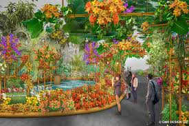 the 2018 philadelphia flower show what to expect