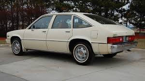 Lovable Loser: 1980 Chevy Citation