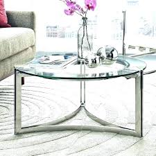 round chrome table glass silver coffee table round silver coffee table glass top in gold chrome round chrome table