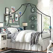 Pottery Barn Teen Maison Canopy Bed - copycatchic