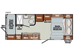 fifth wheel floor plans lovely vintage cruiser travel trailer rv s of fifth wheel floor plans