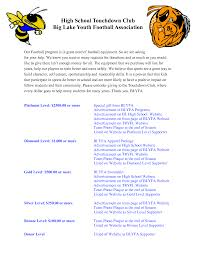 Sample Sponsorship Letter For Sports Clubs Below Is A Sample