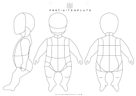 Best body drawing template photos entry level resume templates
