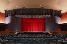 Broad Theater Seating Chart Facilities Theatre Bfa Ba Department Of Fine Arts
