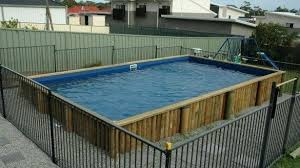 rectangle above ground pool sizes. Delighful Above Above Ground Pool Rectangle Lifetime Pools  Decks Idea For Your Backyard Decor Beautiful Standard Rectangular Inground Sizes Intended L