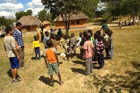 essay on the village life village life