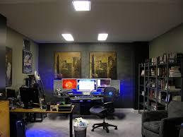 geeks home office workspace. home studio geeks office workspace a