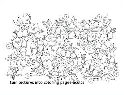 Turn A Photo Into Coloring Page Free Pictures Pages Photos Picture