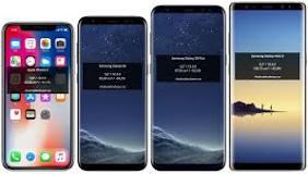 Image result for jämför iphone 8 mot x