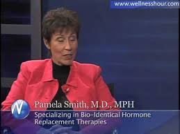 Hormone Replacement Therapy with Pamela Smith, M.D. and Randy Alvarez -  YouTube