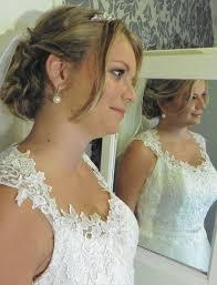 Bruidskapsel Bruidsmakeup Bruidsstyling Trouwen Bruidskapsels