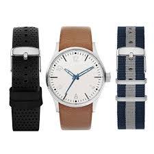 mens american exchange watch set amin5166s100 078 boscov s mens american exchange watch set amin5166s100 078