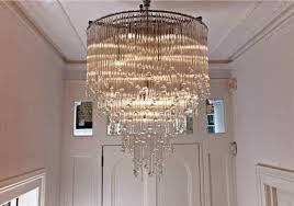 image of modern chandeliers for dining room