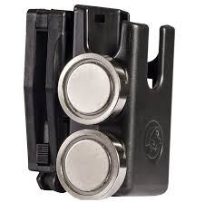 Magnetic Magazine Holder GHOST 100 DOUBLE MAGNET COMBO MAGAZINE POUCH IPSC USPSA MAGAZINE 11