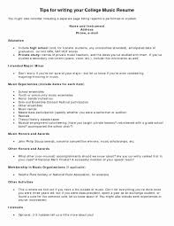 Resume Dates Format Examples Open Letter Mla Format New E Week