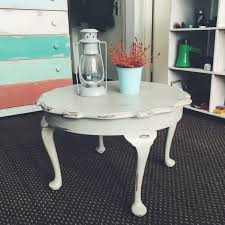 used round coffee table shabby chic retro vintage in b16 birmingham for 20 00 shpock