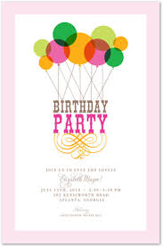 Balloon Birthday Invitations Balloon Party Invitation Under Fontanacountryinn Com