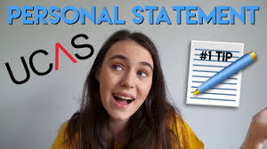 Personal Statement Tip 1 Tip For Personal Statement Writing Ad Youtube
