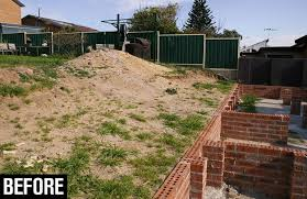 how to build a retaining wall fast