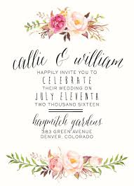 the 25 best wedding invitation wording ideas on pinterest how Invitation Text For Wedding bohemian wedding invitation suite diy, rustic, chic, calligraphy, deckled edge, romantic, watercolor, printable (wedding design 51) text for wedding invitation