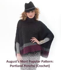 Lion Brand Crochet Patterns Stunning Lion Brand's Most Popular Patterns From August Lion Brand Notebook