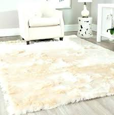 fresh white gy rug and furry rugs for bedroom awesome best white fur rug ideas on