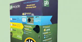 Reverse Vending Machine Recycling Adorable Tomra Buys Greenbean Recycle To Expand Reverse Vending Machines