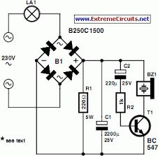 bell alarm eeweb community bell alarm circuit diagram