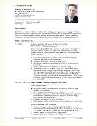 Sample Resume For Experienced In Dotnet Developer Fresh Resume