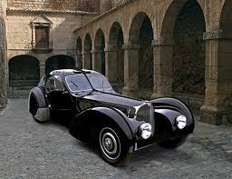 It was the second atlantic coupe built, destined to become the company's brochure, display, and test car. Behold The Most Gorgeous Cars Of The Art Deco Era Classic Cars Bugatti Bmw Classic Cars
