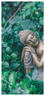 Lin Slapende Boeddha Mobiele Telefoon Behang Gratis