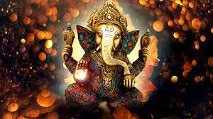 Shri Ganesh Desktop 4k Wallpapers ...